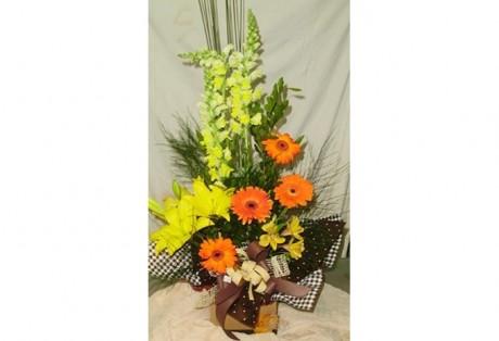 Arranjo 04 Flores