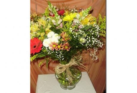 Buque Flores Especias