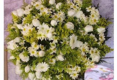 Coroa de Flores Mistas
